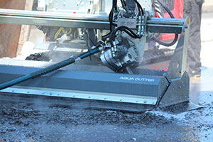Aquajet Hydrodemolition Equipment
