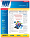 EDGE Newsletter December 2011