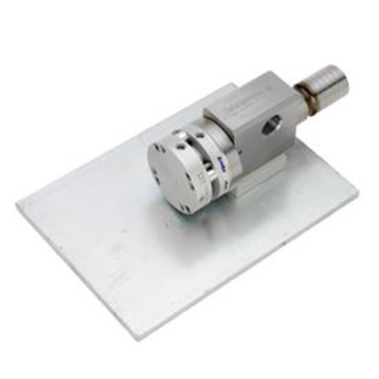 """Picture of 20K Dump Style Air-Operated Diverter Valve - 3/4"""" MP Female (Base-Mounted)"""